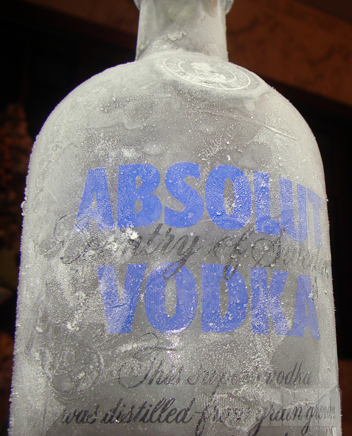 Absolut Vodka (foto: Alan Corrêa)