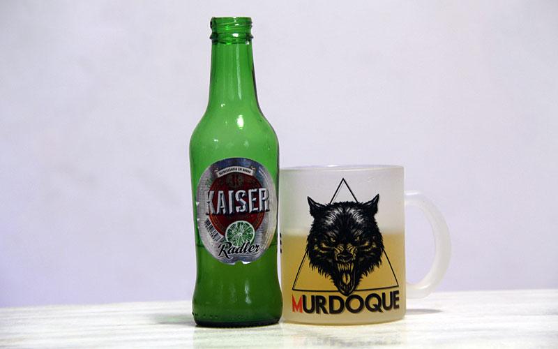 Kaiser Radler: quando a Kaiser jogou limão na sua cerveja
