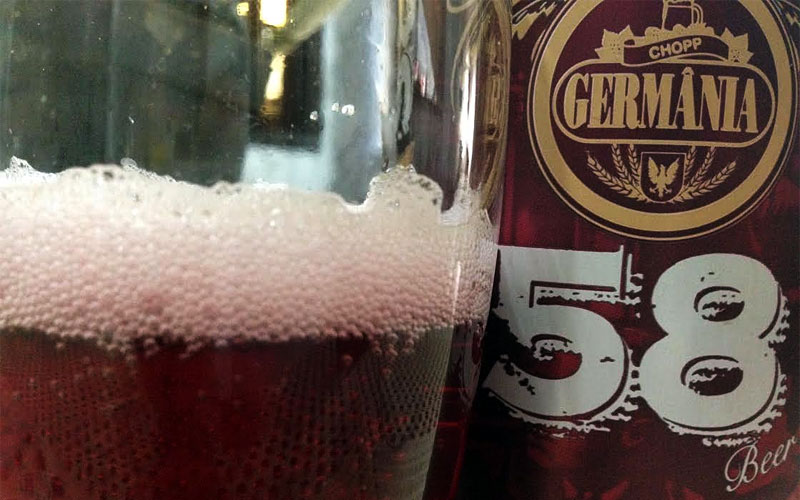 Cerveja Germânia 58, uma mistura especial para o Carnaval