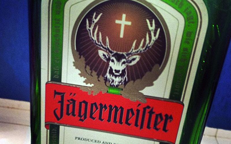 Como bebe Jagermeister e sua história incrível