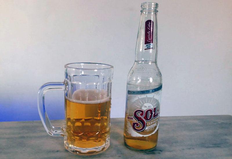 Cerveja Sol, um sabor mexicano que combina com o verão